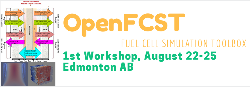 First OpenFCST workshop